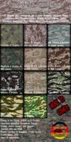 Panzerfire's camo pack