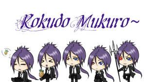 Rokudo Mukuro Shimeji