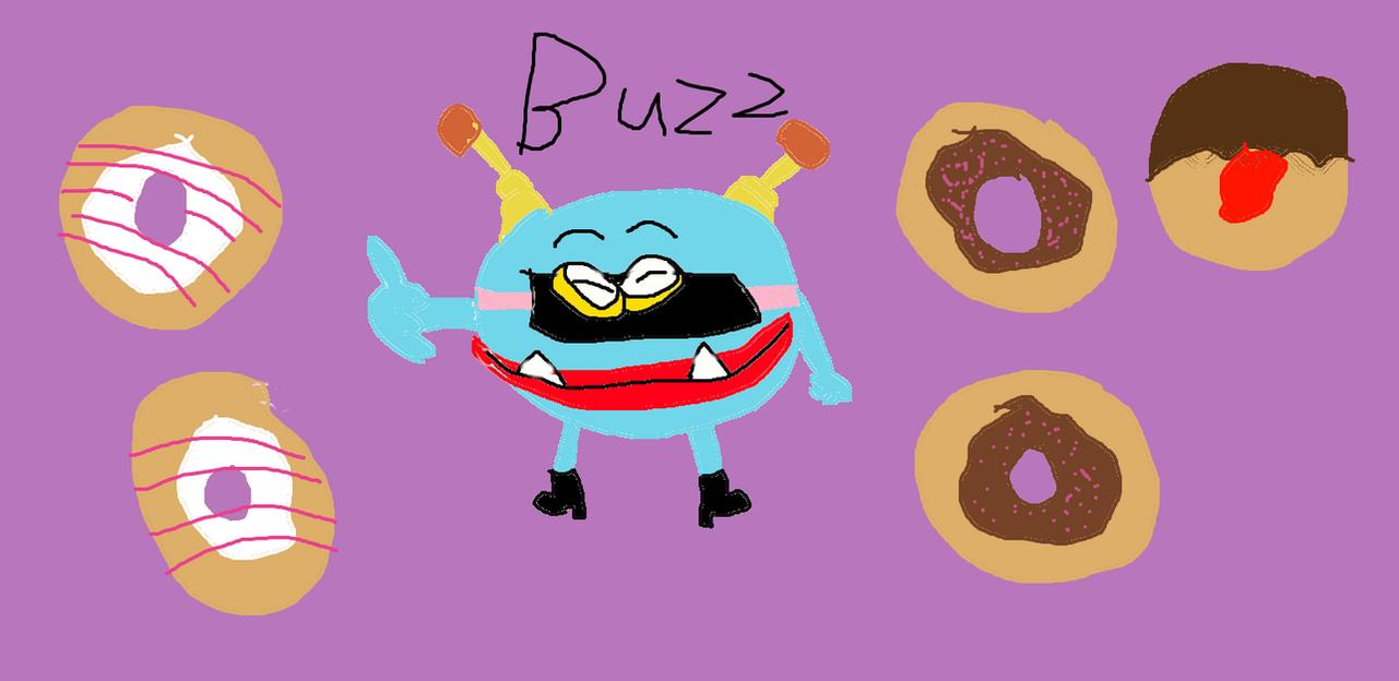 Buzz by msalliecat