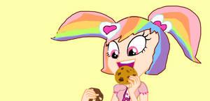 Rainbow Gals: Rainbow Vivre's Sweet Tooth