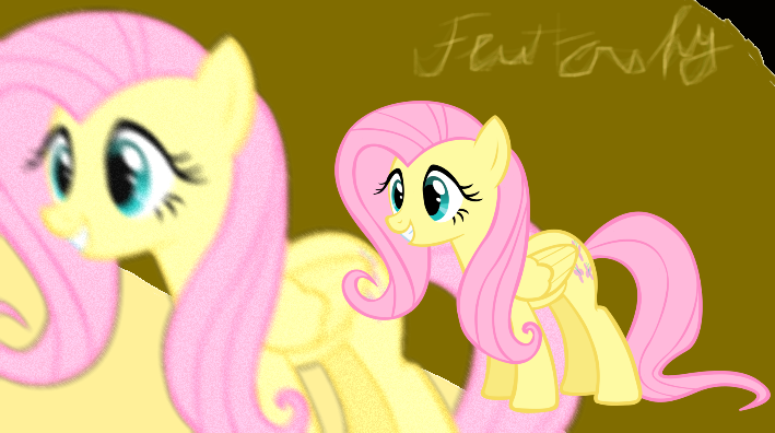 Fluttershy Wallpaper