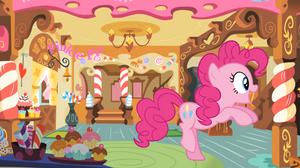 Happy Pinkie Pie
