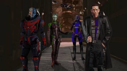 Mass Effect Chimera Protocol