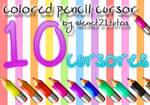 pencil cursors