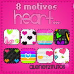 8 motivos Heart