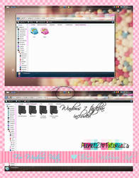 wherever pink for windows vista theme by alenet21tutos