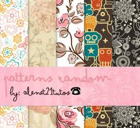 patterns Random Vintage by alenet21tutos