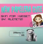 New Papelera  skin for xwidget
