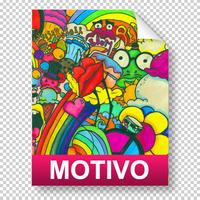MOTIVO {Random Horner} by alenet21tutos
