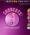 ShorcutsBar Alenet21 for xwidget