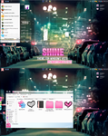 ShineL Theme for windows vista