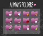 Aways folders