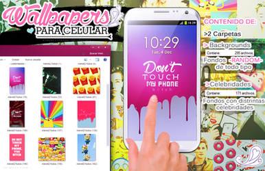 Pack de Wallpapers para celular by alenet21tutos