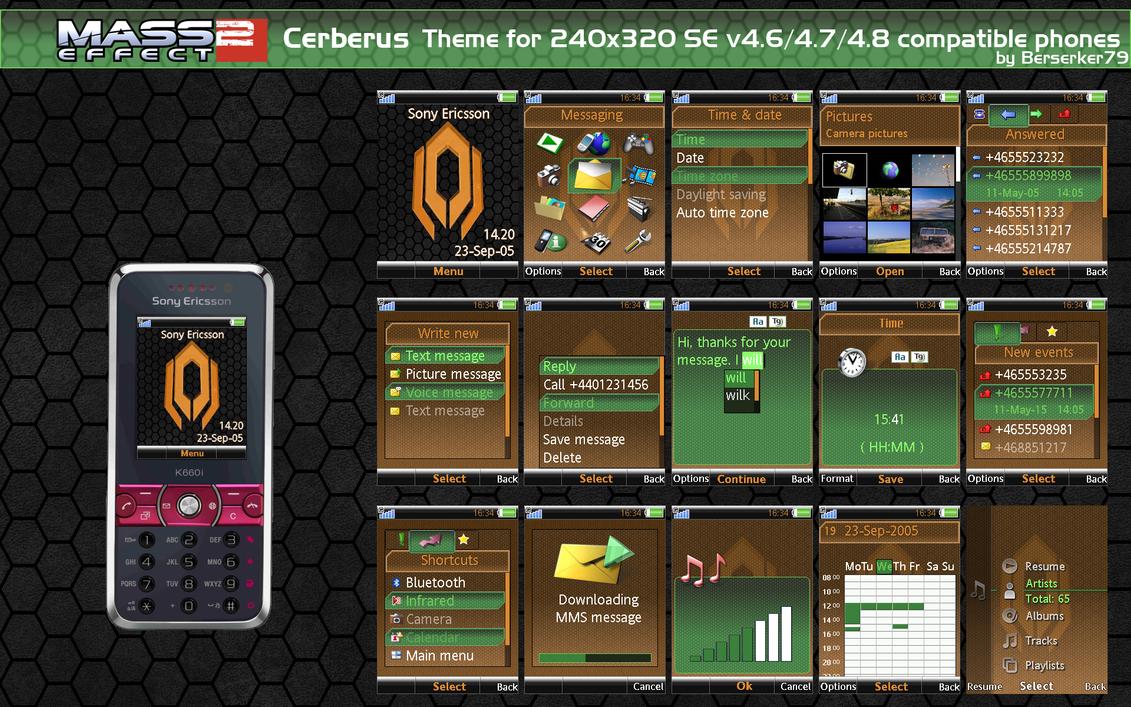 Mass Effect 2 Cerberus Theme by Berserker79