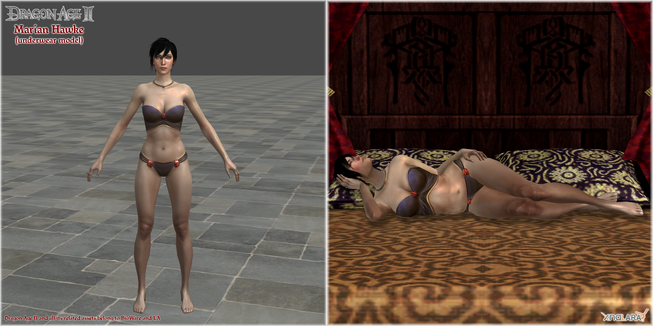Nud mods dragon age 2 sexy movies
