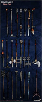 Dragon Age II: Staves pack