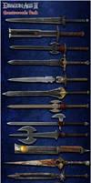 Dragon Age II: Greatswords Model Pack