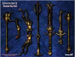Dragon Age II: The Hawke's Key Model Pack
