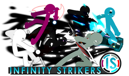 Infinity Strikers - Banner 3