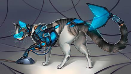 [ON HOLD] Animated sci-fi adopt - Masheron by Sherharon