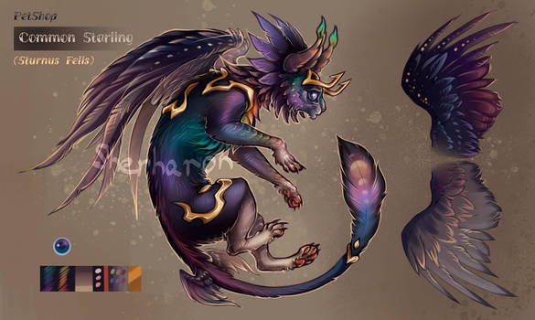 [CLOSED] Adopt - Common Starling