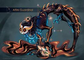 Alfirk Guardinal - animated