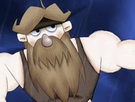 Tales of Beardyman by Wonchop