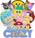 Crazy - PNG PACK