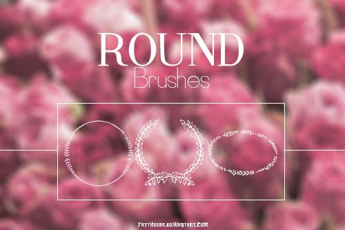 | Round Brushes | Fatty.- by fattyBear