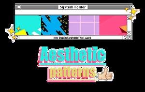 Aesthetic / Patterns by fattyBear