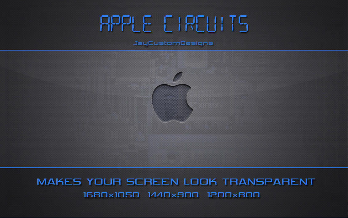 Apple Circuits by JayCustom