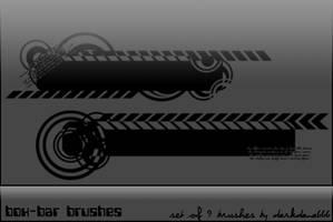 brush set box-bar by darkdana666
