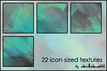 Icon texture set 2 by darkdana666