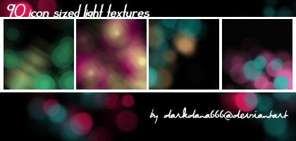 Light textures - icon sized