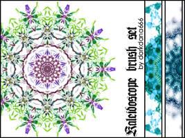 Kaleidoscope brushes by darkdana666