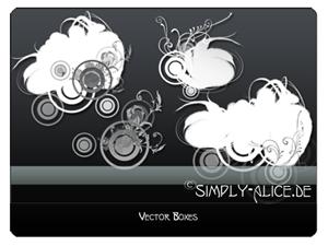 Vector Boxes by crazy-alice