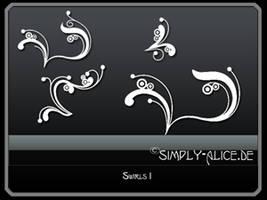 Swirls 1 by crazy-alice