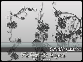 Lamour Lotus Shapes for PS