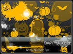 Halloween Brush Pack Part1