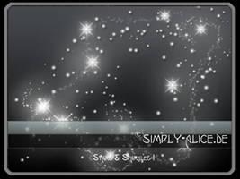 Sparkles - Stars 1 by crazy-alice