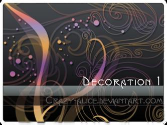 Decoration I by crazy-alice