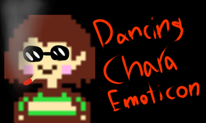 Dancing Chara by CouchpotatoPZ1