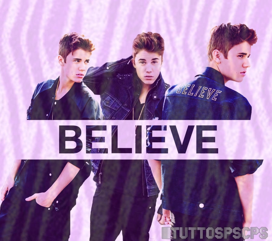 Justin Bieber Believe Believe Png Justin Bieber by