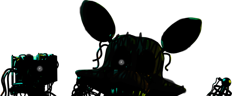 The Phantom - Untitled