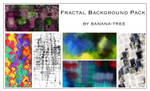Fractal Background Pack by esintu