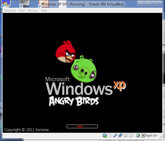 Angry Birds Boot Screen for Windows XP by Eorxroa on DeviantArt