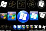 Windows 7 logo set