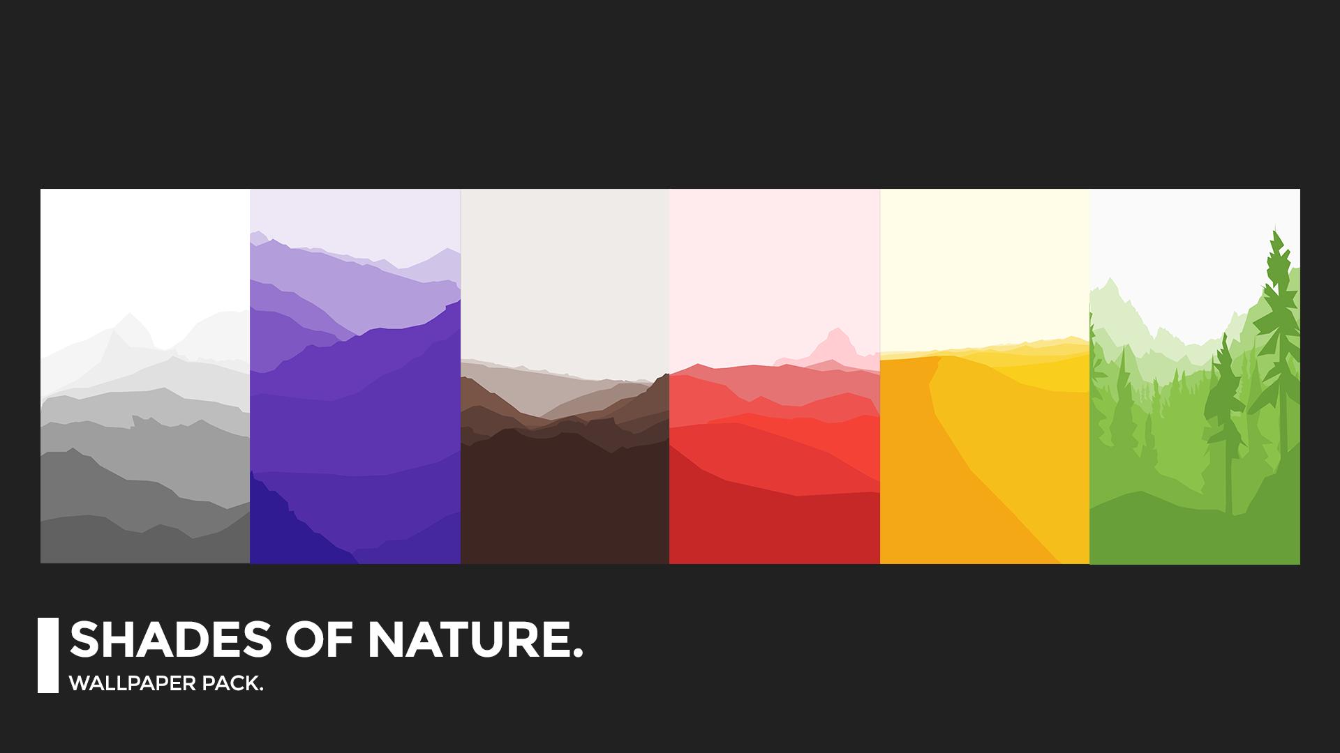 shades of nature by jandyaditya on deviantart. Black Bedroom Furniture Sets. Home Design Ideas
