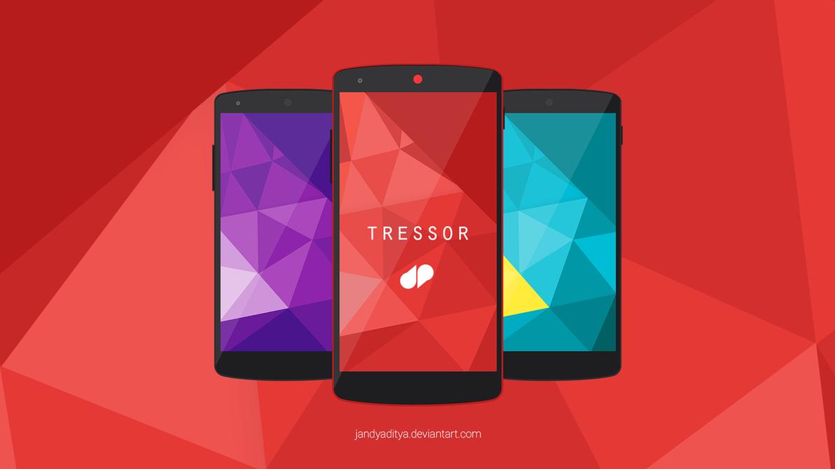 Tressor by jandyaditya