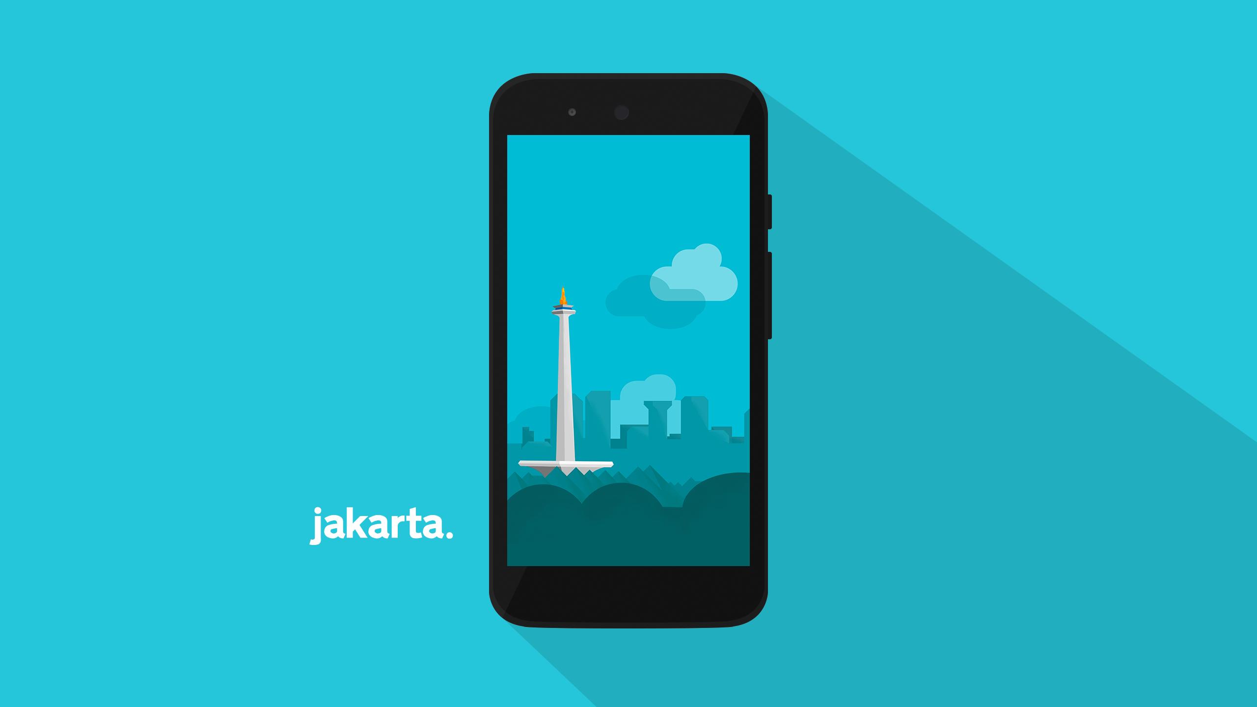Jakarta National Monument MONAS 2880x5120 By Jandyaditya